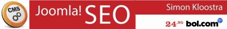 Boek: Joomla! SEO - door Simon Kloostra
