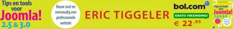 Tips en tools voor Joomla! 2.5 en 3 - Eric Tiggeler