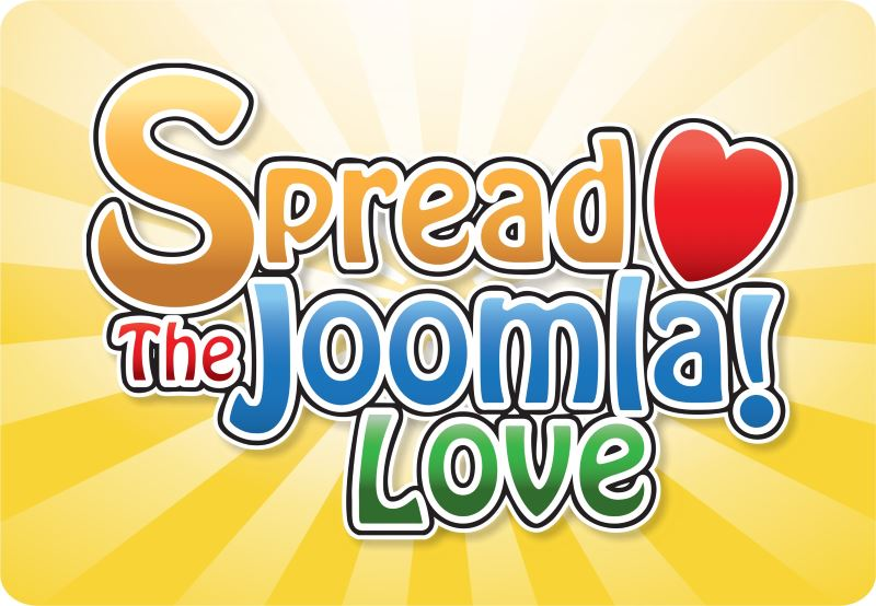 10 jaar joomla spread the love