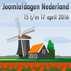 Joomla!Dagen 15 t/m 17 april 2016