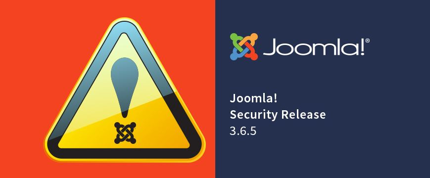joomla 365 security release