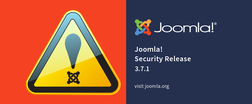 joomla 3 7 1 security